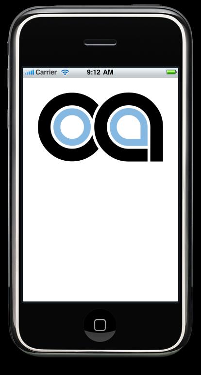 ca logo app